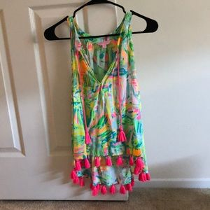 NWOT Lilly Pulitzer top size xl